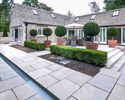 Use Rich Colours Of Limestone For Great Outdoors