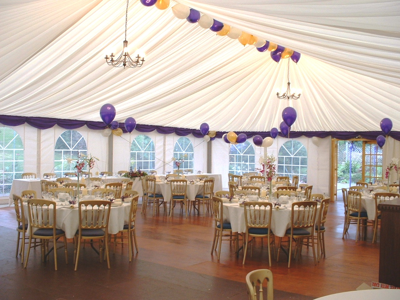 Marquee Hire in Romford