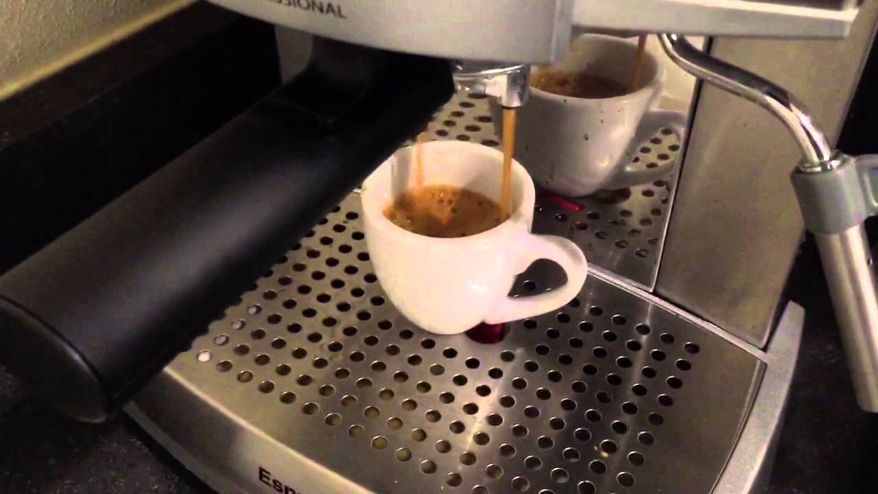 Pull The Perfect Espresso At Home