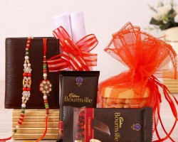 This Rakhi, Cement Your Bond Of Brother-Sister With Charming Gifts!