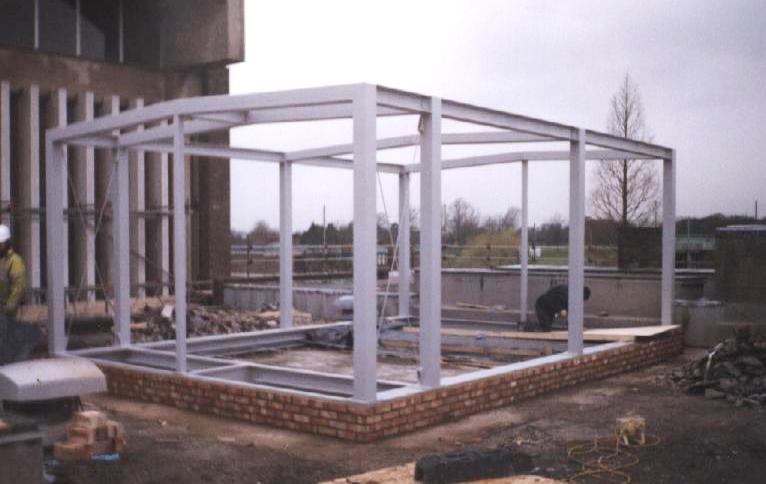 Steel Frame 1