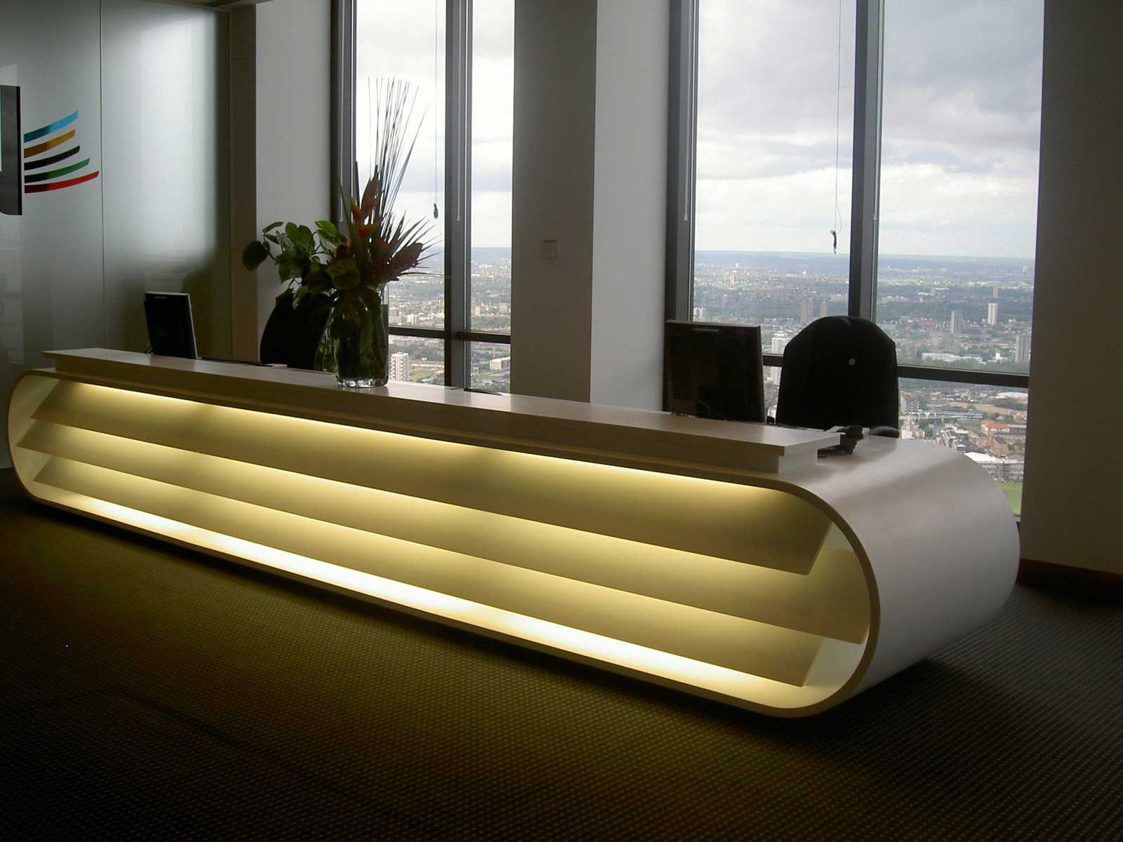 Reception Furniture Can Help Ensure