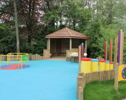 Safe And Reliable Playground Equipment For Children