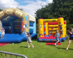 Things To Be Considered While Hiring Bouncy-Castles