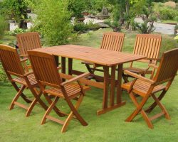 Enhance The Beauty Of Your Home With Teak Garden Benches
